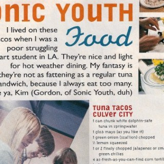 Eat This. Sassy Magazine Said So.