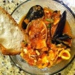 Hot and Sexy Italian Fish Stew