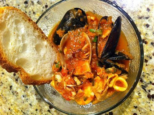 Cioppino: Hot and Sexy Italian Fish Stew