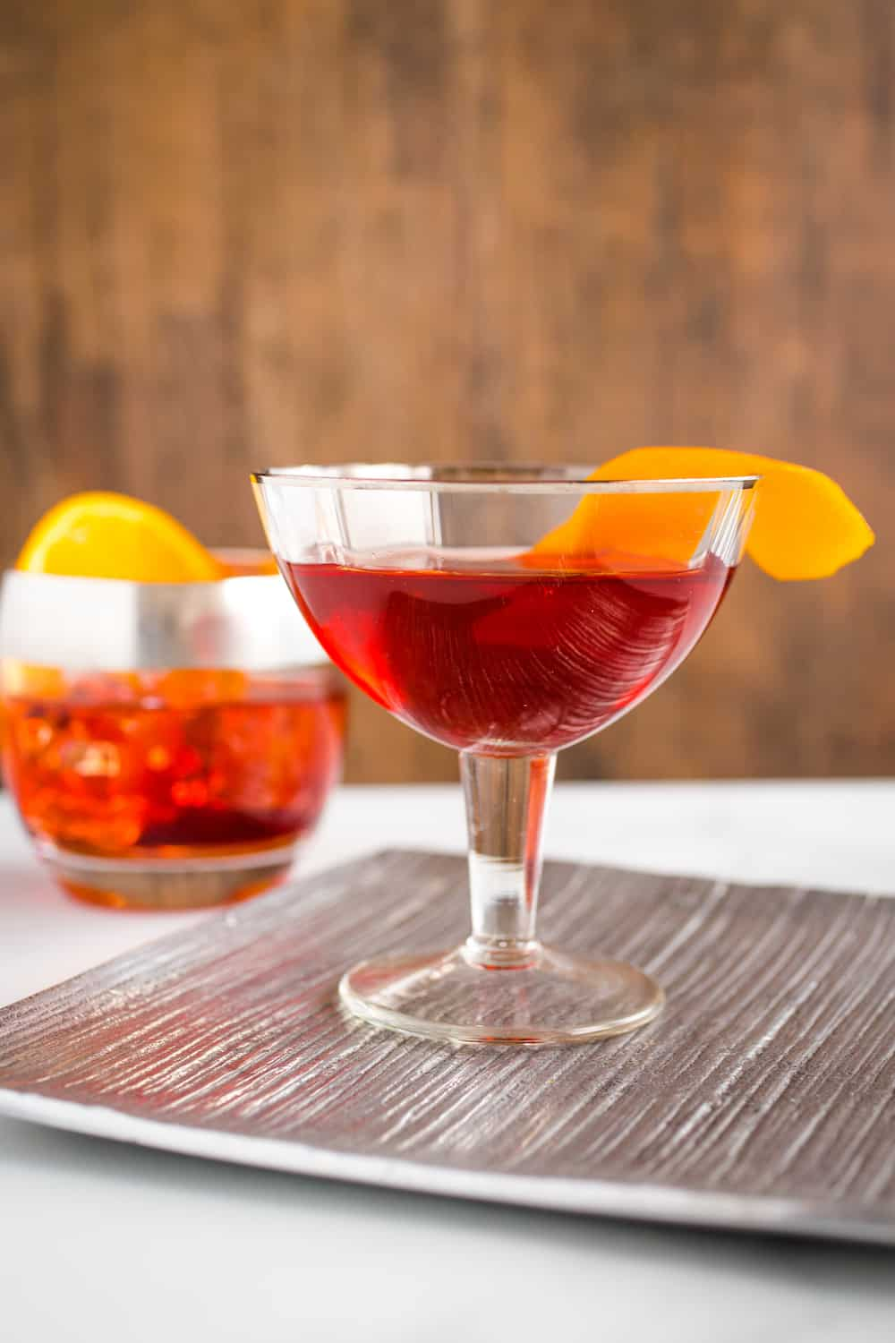 The Boulevardier and the Negroni: Cocktail Classics