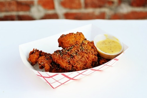 LudoTruck Provencal Chicken