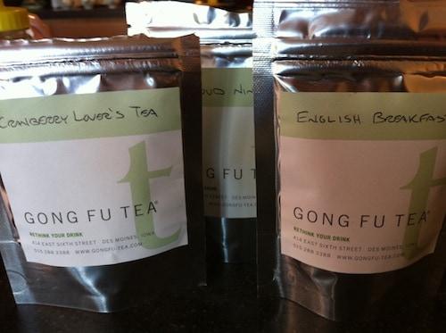 Gong Fu Tea, Des Moines