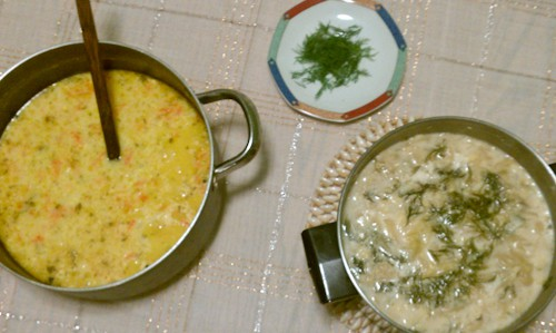 hungarian soup and cabbage