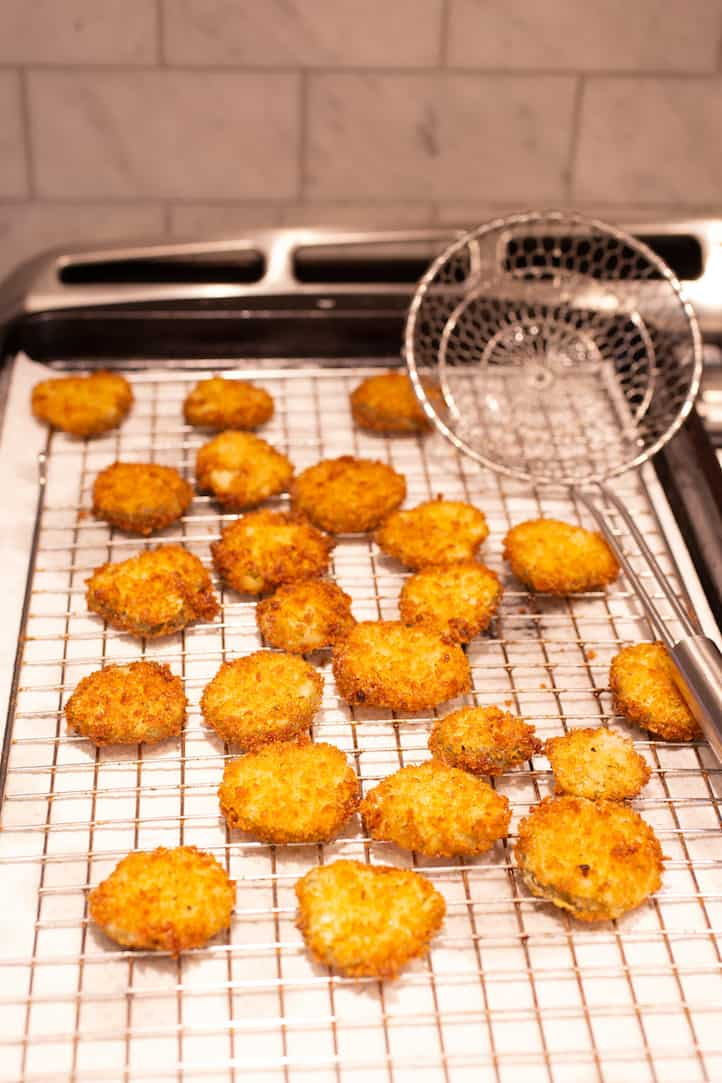 how to deep fry on the stovetop, via goodfoodstories.com