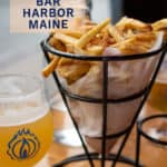 Bar Harbor Maine restaurants and bars