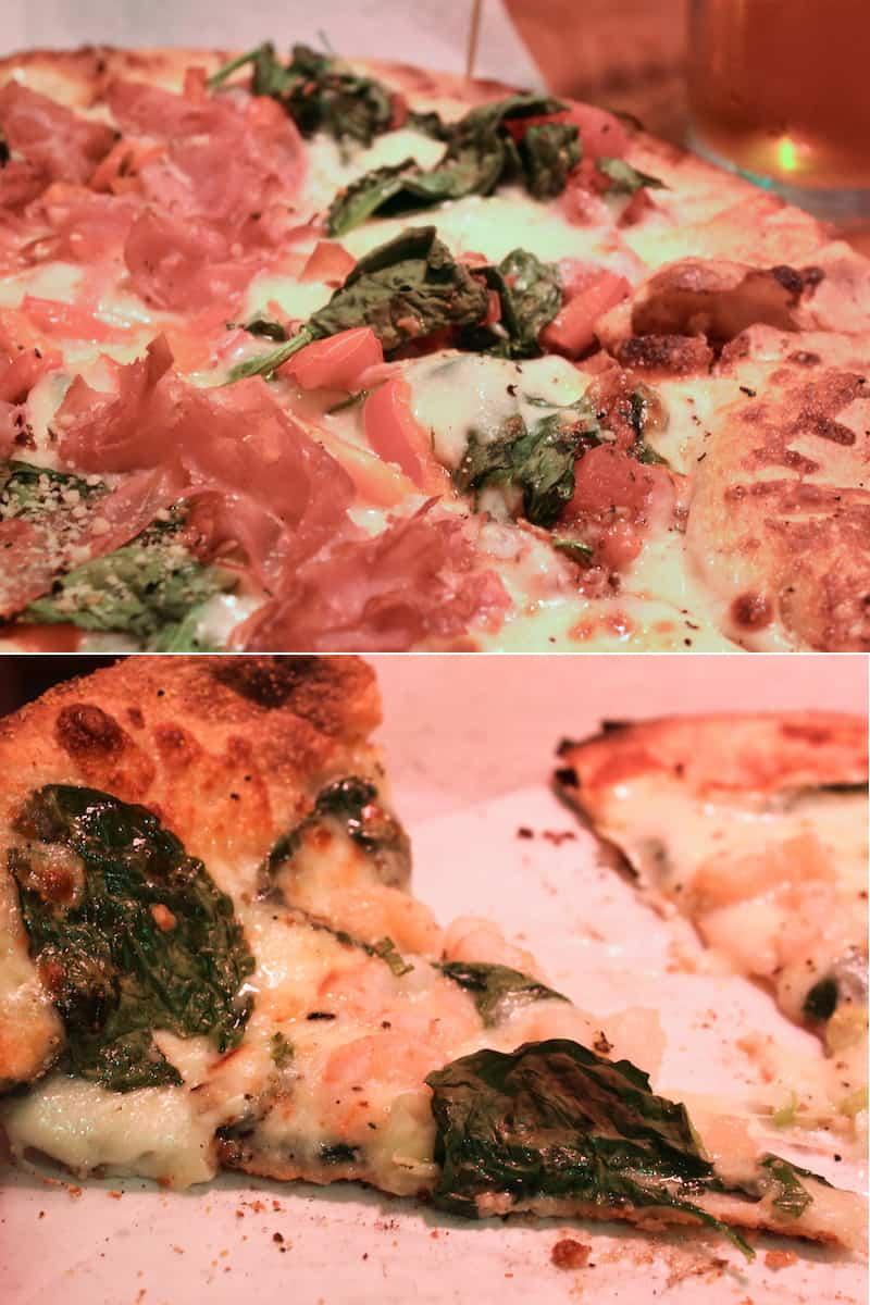 Geddy's pizza, Bar Harbor Maine