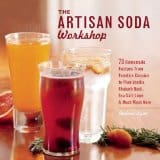 Sea Salt-Lime Soda + The Artisan Soda Workshop