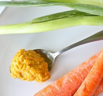 carrot-miso dressing