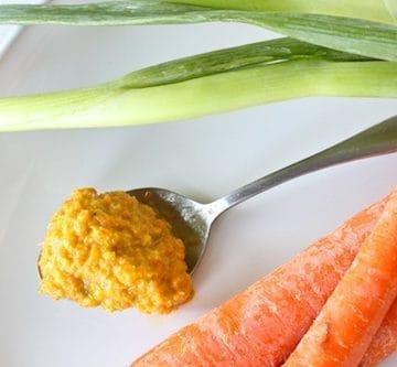 carrot-miso dressing