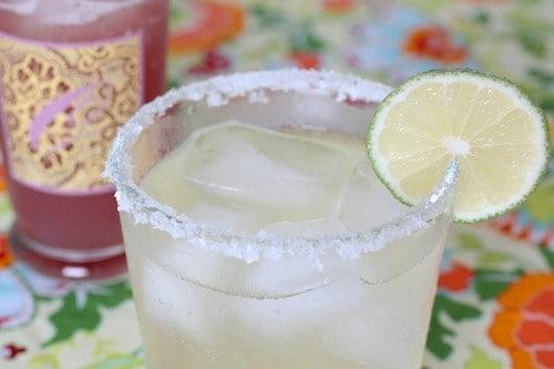 sea salt lime soda