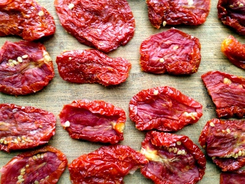 Sundried tomato salad panzanella good food stories - Make sun dried tomatoes explosion flavor ...