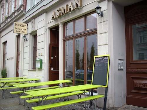 asman indian restaurant