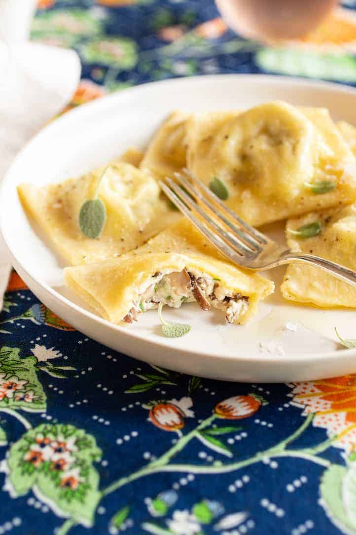 Homemade Ravioli Without a Pasta Maker