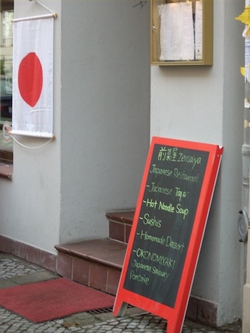 zensaiya restaurant berlin