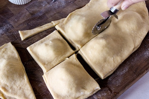 ravioli without pasta machine