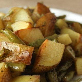 Whiskey and Potatoes – from Kentucky, not Ireland