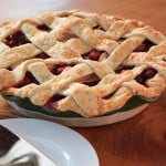 Cherry-Cranberry-Pear Pie: Summer and Fall in One Crust