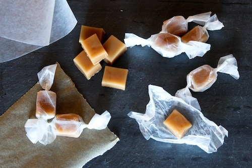 Easy Salted Butter Caramels