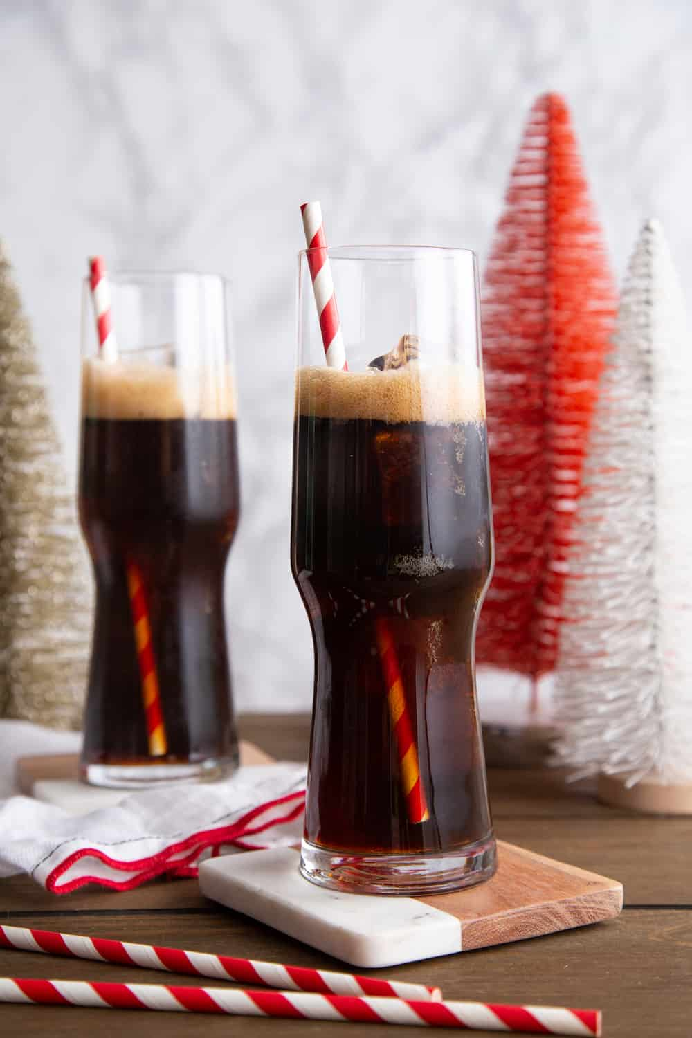 The Good Cheer: A Porter Beer Cocktail for the Holidays