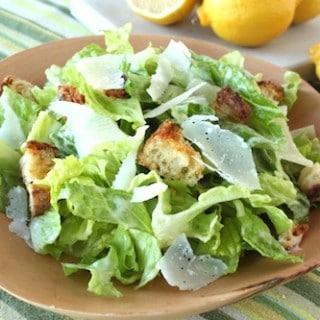 Caesar Dressing: Lettuce's Best Friend