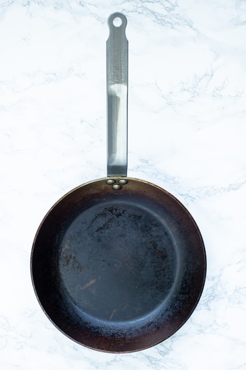 Safe nonstick cookware options like cast iron, carbon steel, and ceramic pans mean you'll never need to worry about Teflon in your kitchen.