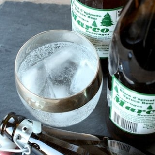 The Bar Cart: Canadian Spruce Beer