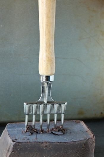 chocolate chipper tool