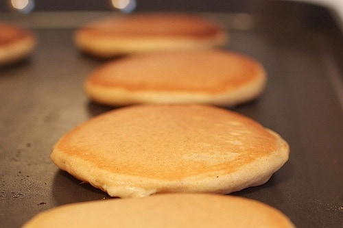 flapjacks, pancakes
