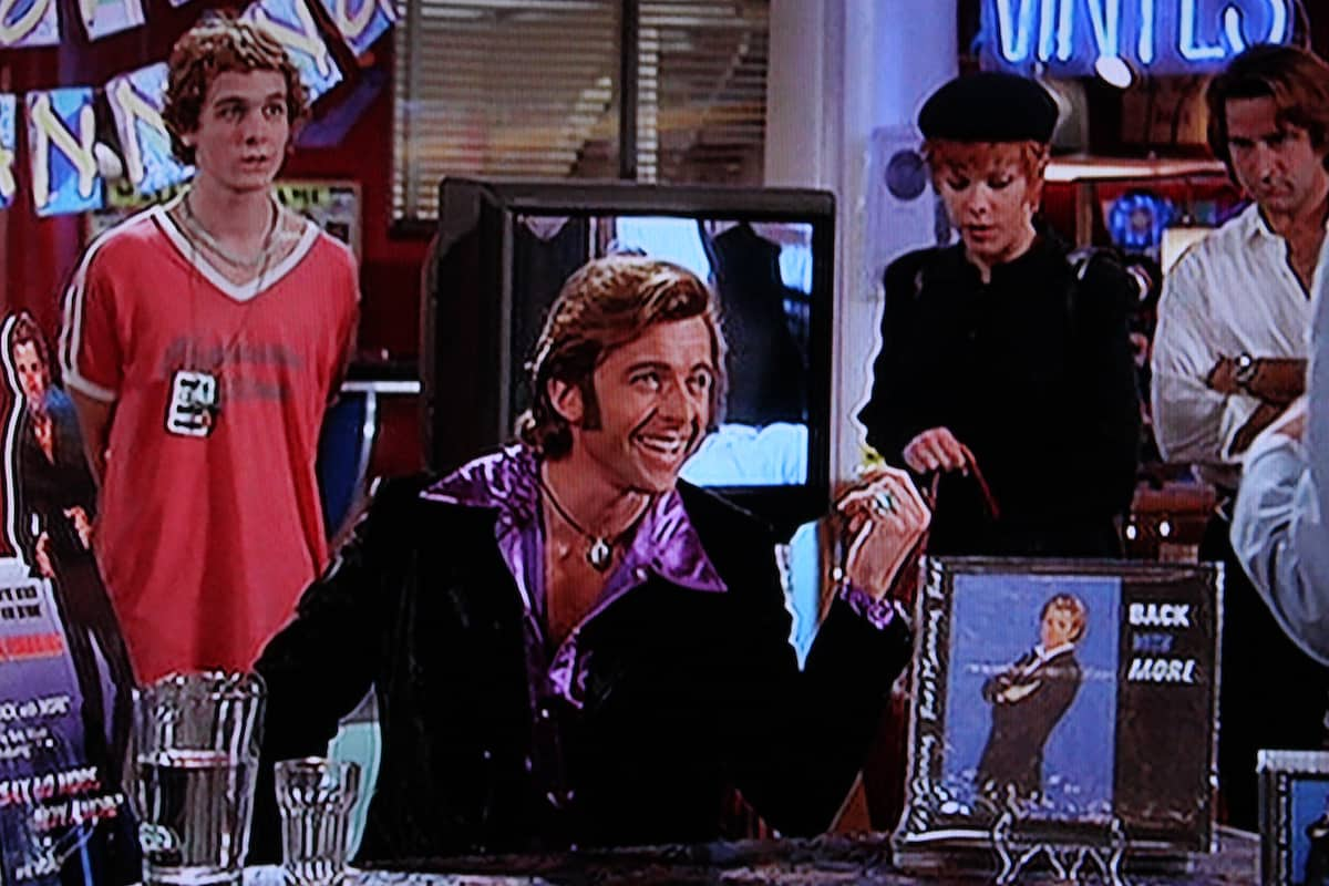 Rex Manning from the movie Empire Records
