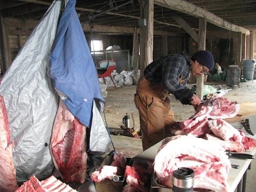 pig primal cuts