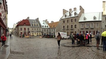 Old Quebec City, via www.www.goodfoodstories.com
