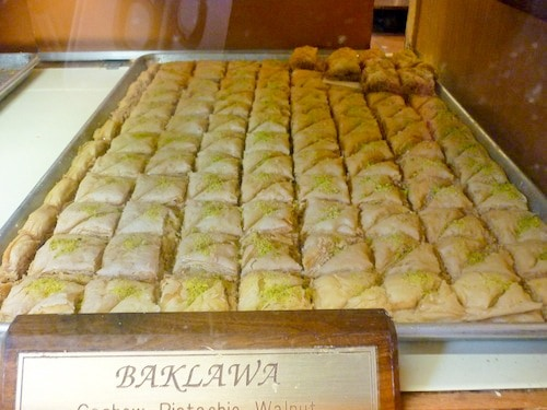 baklava at Manakeesh in West Philly, via www.www.goodfoodstories.com