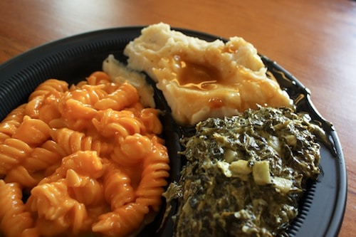boston market side sampler
