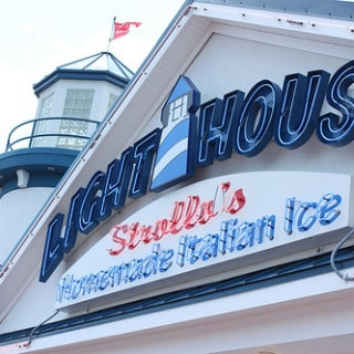 Lighthouse Italian Ice: A Jersey Shore Treat