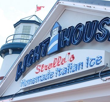 Lighthouse Italian Ice: A Jersey Shore Treat
