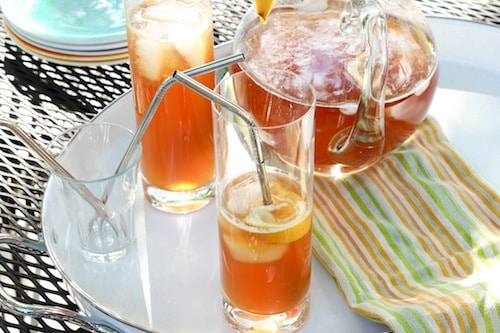 Arnold Palmer + Pimm's = The Pimm's Palmer, via goodfoodstories.com