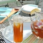 The Bar Cart: The Pimm's Palmer