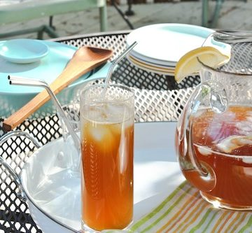 Arnold Palmer + Pimm's = The Pimm's Palmer, via www.www.goodfoodstories.com