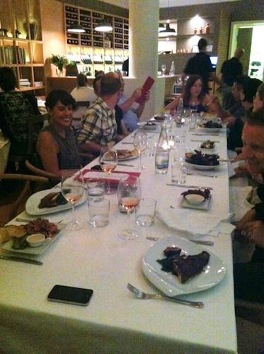 Lokanta Maya restaurant in Istanbul, via www.www.goodfoodstories.com