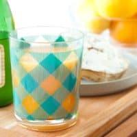 Orange Juice Shandy Brunch Cocktail