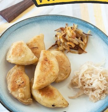 Pittsburgh Pierogies in Four Flavors
