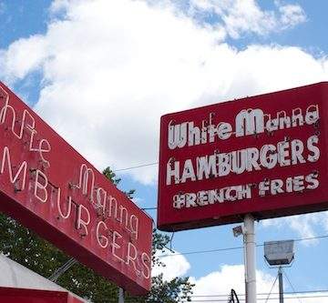 White Manna hamburgers in Hackensack, NJ, via www.www.goodfoodstories.com