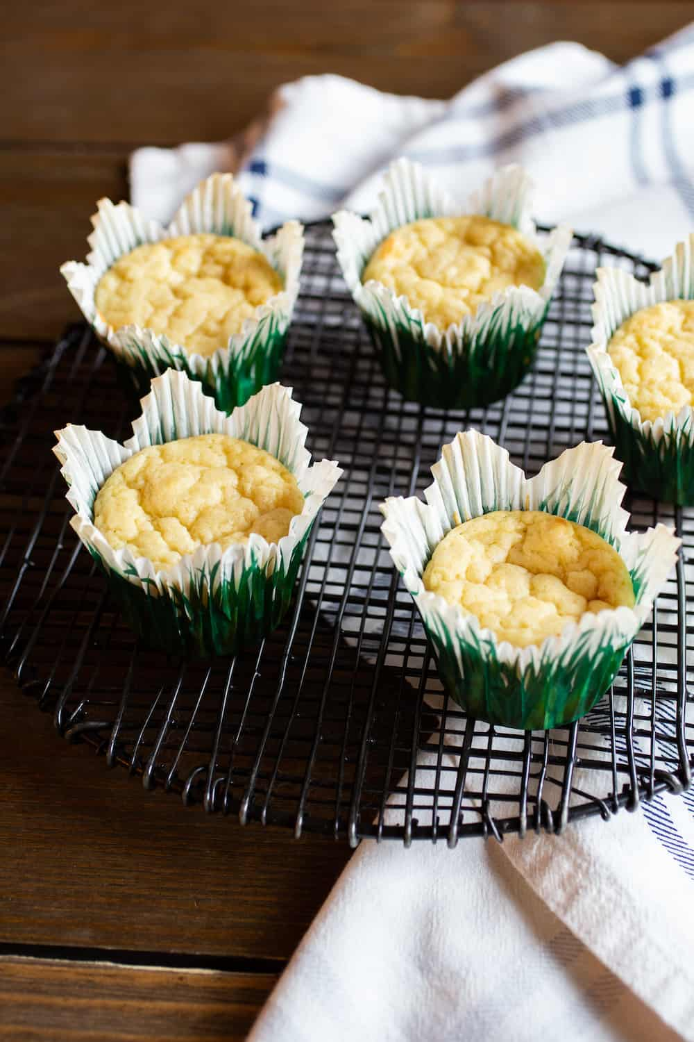 Buttermilk Muffins from At Home on the Range