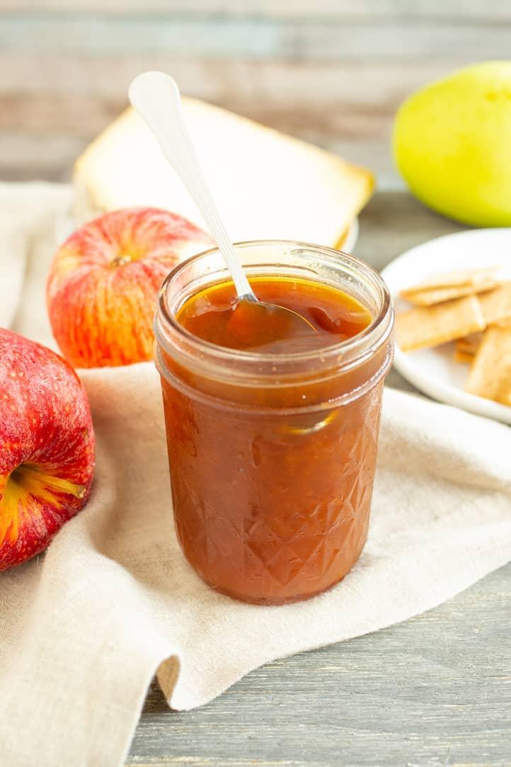apple cider jelly