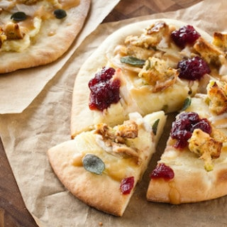 Thanksgiving Lover's Pizza. I'm Serious.