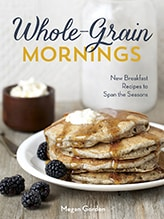 Whole-Grain Mornings cookbook, via www.goodfoodstories.com
