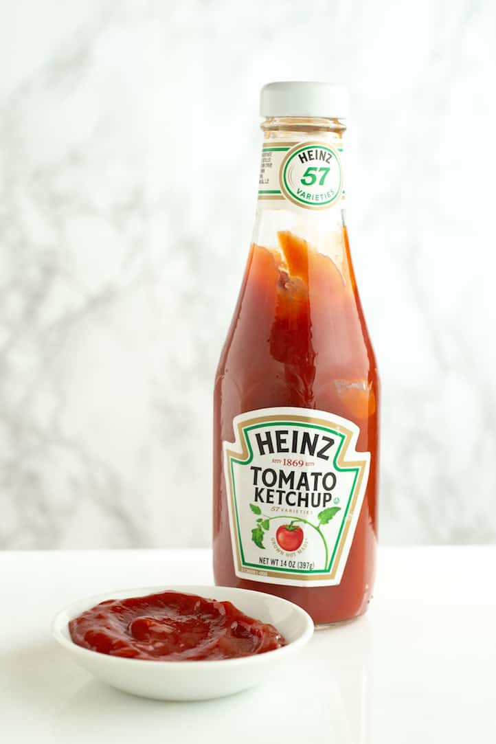 how to get Heinz ketchup out of the bottle, via www.goodfoodstories.com