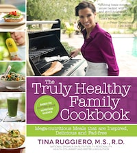 Truly Healthy Family Cookbook, via www.www.goodfoodstories.com