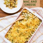 boxed mac and cheese casserole