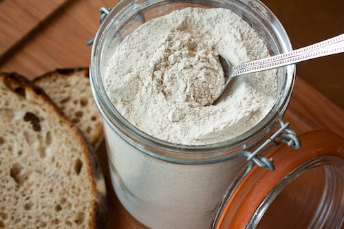 rye flour, via goodfoodstories.com